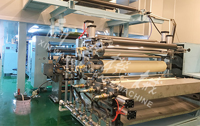 Five roll coater